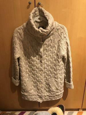 Langes Strickjacke in Gr.36/S von Zara in Brie!