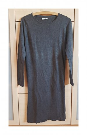 Object Long Sweater dark grey-anthracite