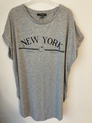 Langes T-Shirt/Kleid