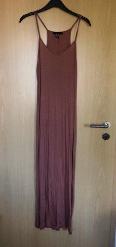 Primark Maxi Dress rose-gold-coloured-pink