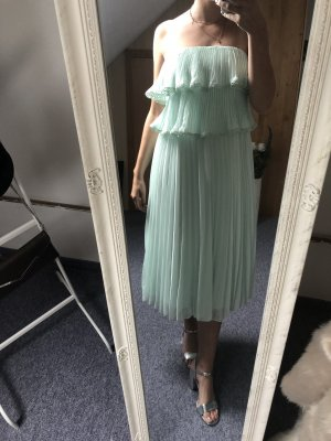 Langes Türkises Kleid