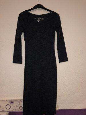 H&M Tube Dress dark blue