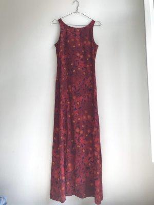 Langes Vintage Sommerkleid