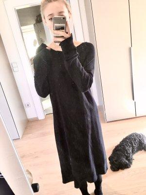 Langes Winterkleid