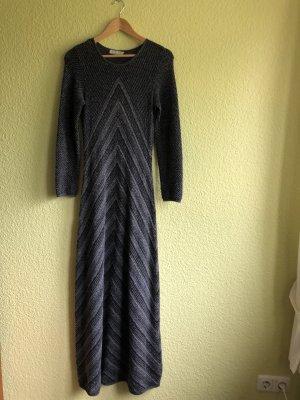 NEBO Woolen Dress multicolored