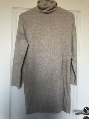 Zara Woolen Dress cream