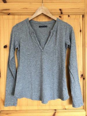 Langgarm Shirt von Abercrombie Gr.S