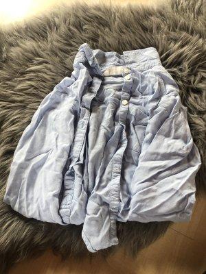 Anna Glover × H&M Camicetta body azzurro