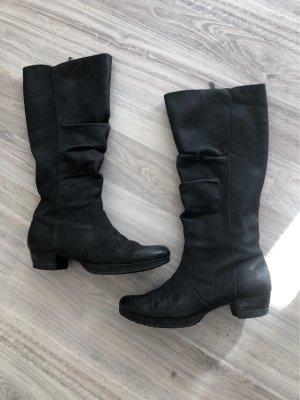 Caprice Jackboots black