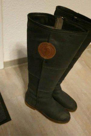 US Polo Riding Boots dark grey