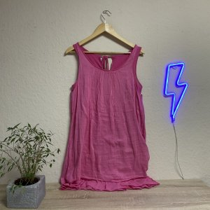 Langshirt in Pink
