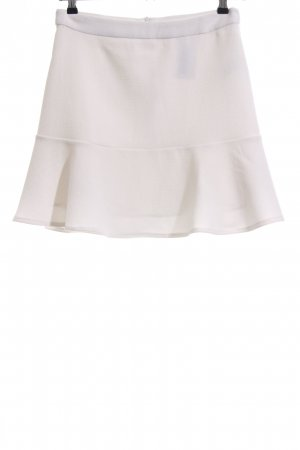 Lanidor Flounce Skirt natural white casual look
