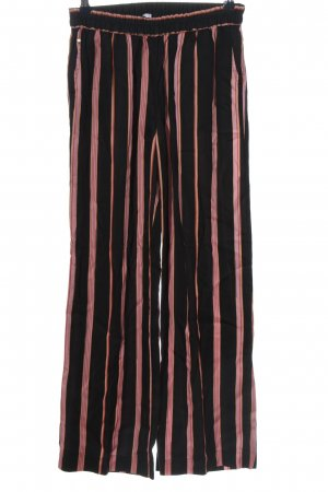 Lanius Baggy Pants striped pattern casual look