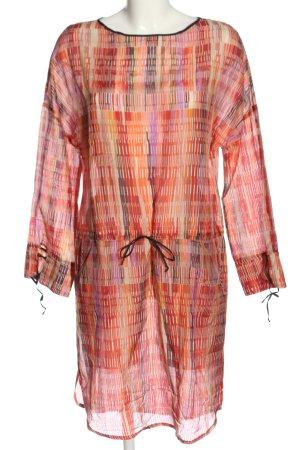 Lanius Long-Bluse mehrfarbig Casual-Look