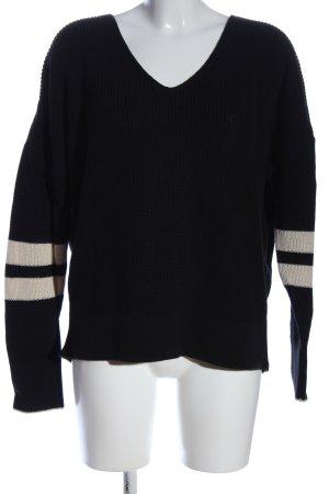 Lanius V-Ausschnitt-Pullover