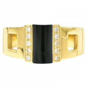 Lanvin Diamond Ring