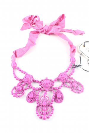 Lanvin for H&M Collana rosa elegante