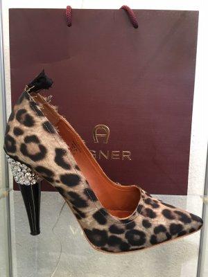 Lanvin for H&M High Heels multicolored mixture fibre