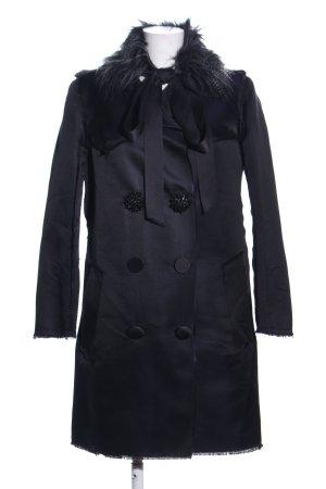 Lanvin for H&M Trenchcoat schwarz Elegant
