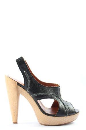 Lanvin High Heel Sandaletten