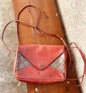 Lanvin Lederhandtasche Vintage