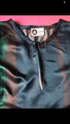 Lanvin Blusa ancha multicolor