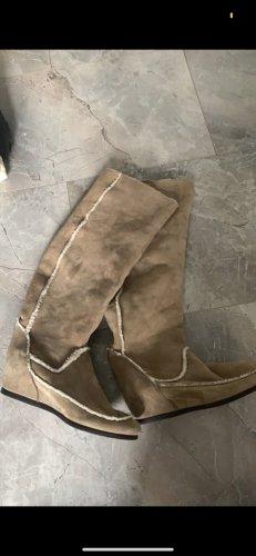 Lanvin Winter Boots multicolored