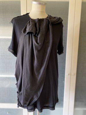 Lanvin Jedwabna bluzka czarny