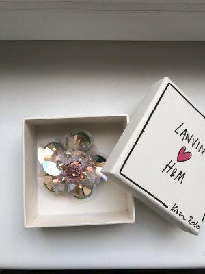Lanvin for H&M Spilla multicolore