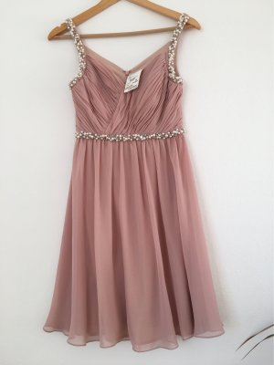 LAONA Abendkleid creamy pink