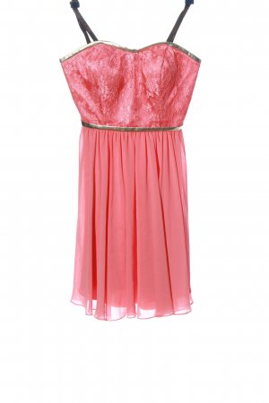 Laona Ball Dress pink elegant