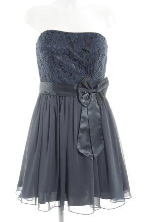 Laona Ball Dress slate-gray elegant