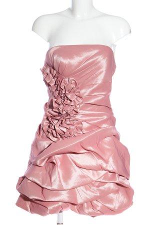 Laona Ball Dress pink flecked elegant
