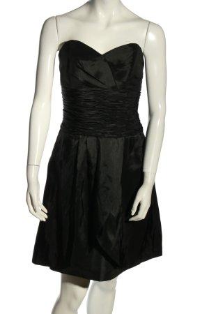 Laona Bandeaukleid schwarz Elegant