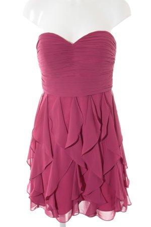 Laona Abito a fascia viola-rosa elegante