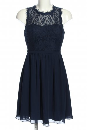 Laona Bustierjurk blauw elegant