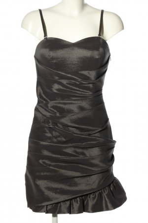 Laona Bustierjurk zwart extravagante stijl