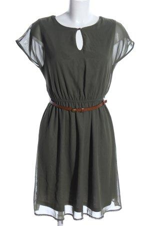 Laona Bustierkleid khaki Elegant