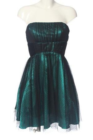 Laona Bustierjurk groen elegant