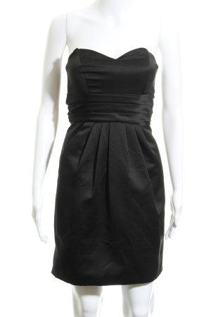 Laona Bustier Dress black business style