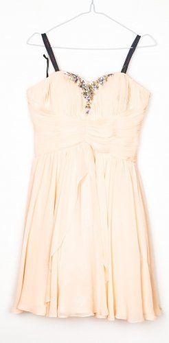 Laona Cocktail Dress cream