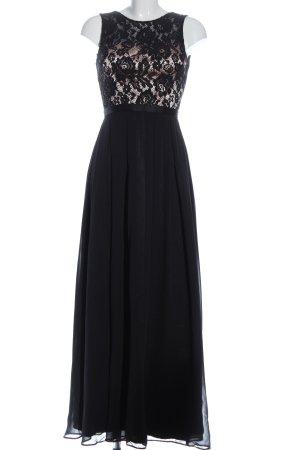 Laona Maxi Dress blue elegant