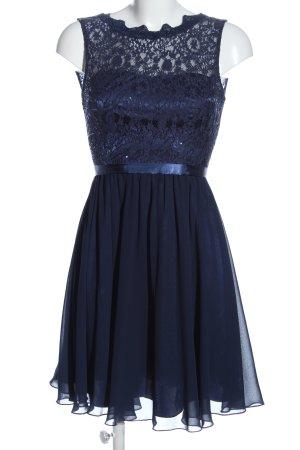 Laona Minikleid blau Elegant
