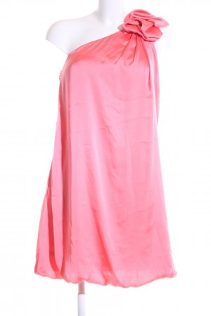 Laona One-Shoulder-Kleid pink Elegant