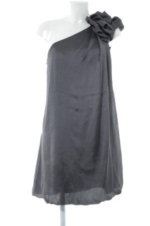 Laona One-Shoulder-Kleid anthrazit Elegant