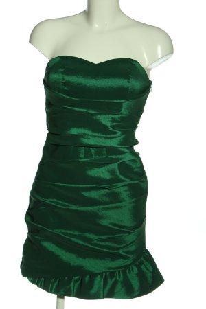 Laona Abito senza spalle verde elegante