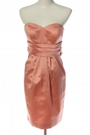 Laona schulterfreies Kleid nude Elegant