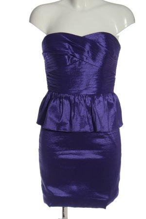 Laona Off-The-Shoulder Dress lilac elegant