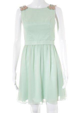 Laona Trägerkleid mint-apricot Elegant