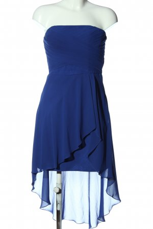 Laona High Low Dress blue casual look